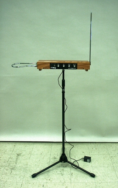 60 17 -- Theremin