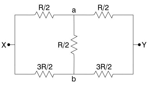 6442 Resistor Cube