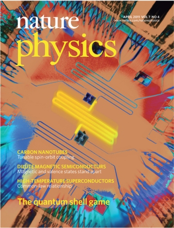 Physics along with an article on shuffling photons between resonators